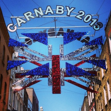 Carnaby 2013