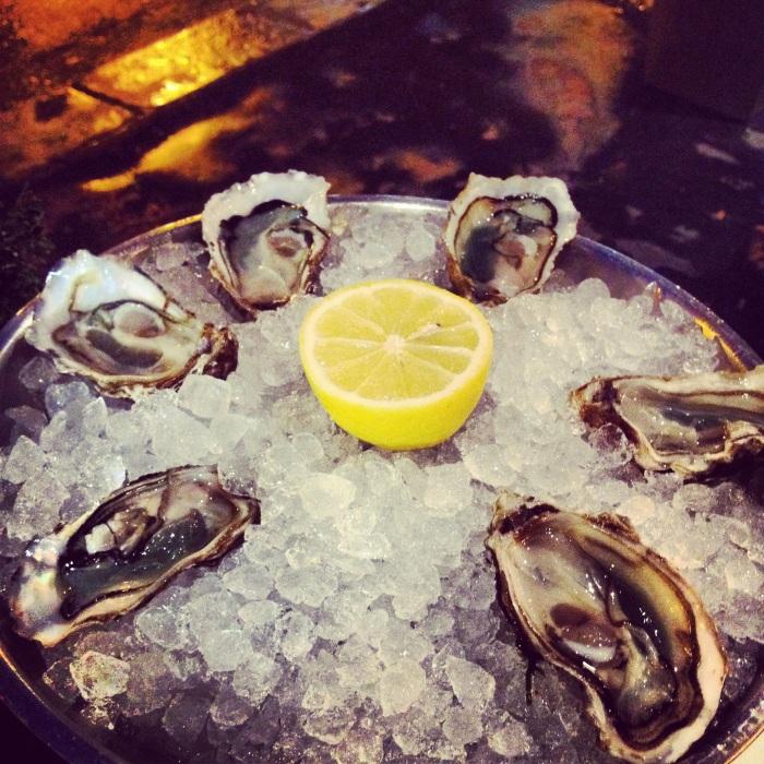 J'adore les huîtres!